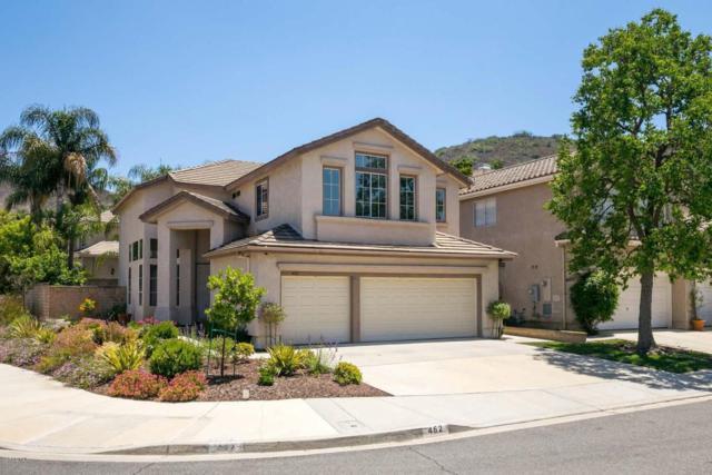 462 Cremona Way, Oak Park, CA 91377 (#218008067) :: The Fineman Suarez Team