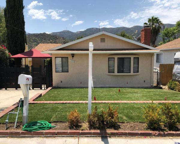 3038 Manhattan Avenue, Glendale, CA 91214 (#318002589) :: The Real Estate Offices of Talbot and Watson