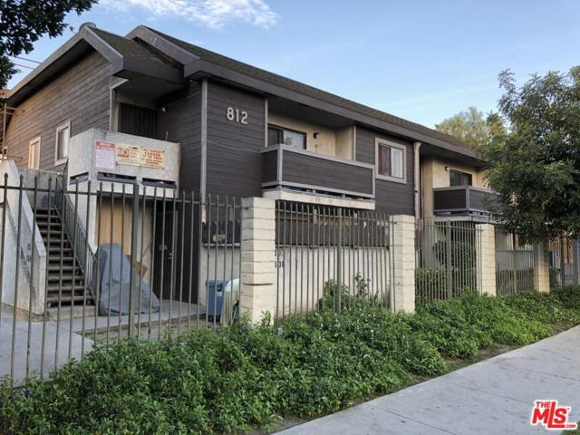 812 E 28TH Street, Los Angeles (City), CA 90011 (#18361112) :: Golden Palm Properties