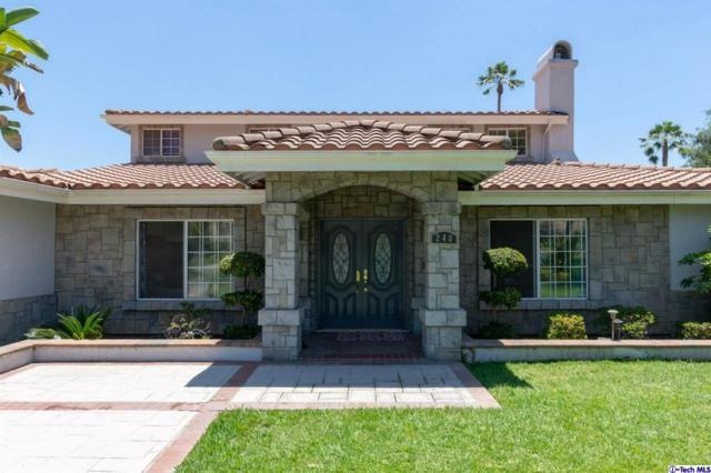 240 W Palm Drive, Arcadia, CA 91007 (#318002653) :: Lydia Gable Realty Group