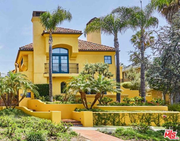 849 14TH Street 2 FRONT, Santa Monica, CA 90403 (#18365840) :: TruLine Realty