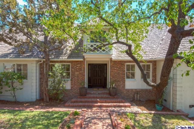 1430 Torres Drive, Glendale, CA 91207 (#318003065) :: Fred Howard Real Estate Team