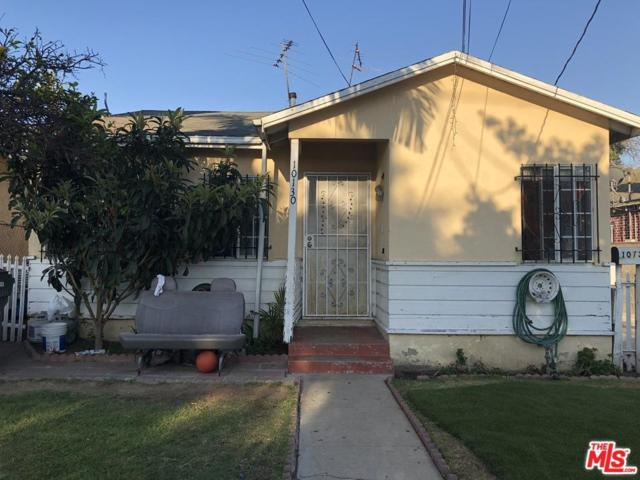10130 Firmona Avenue, Inglewood, CA 90304 (#18372486) :: Fred Howard Real Estate Team