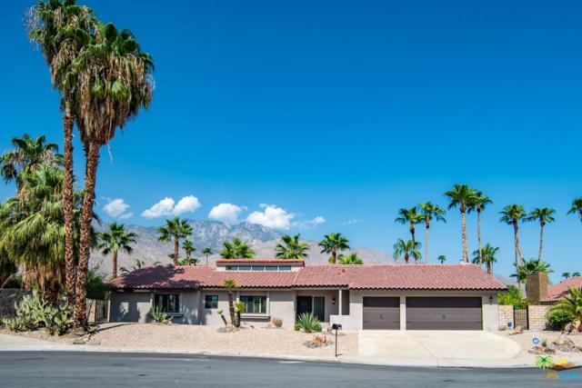 1575 S San Mateo Drive, Palm Springs, CA 92264 (#18374352PS) :: TruLine Realty
