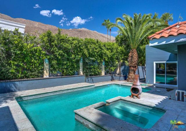 1777 S Mesa Drive, Palm Springs, CA 92264 (#18371376PS) :: The Fineman Suarez Team