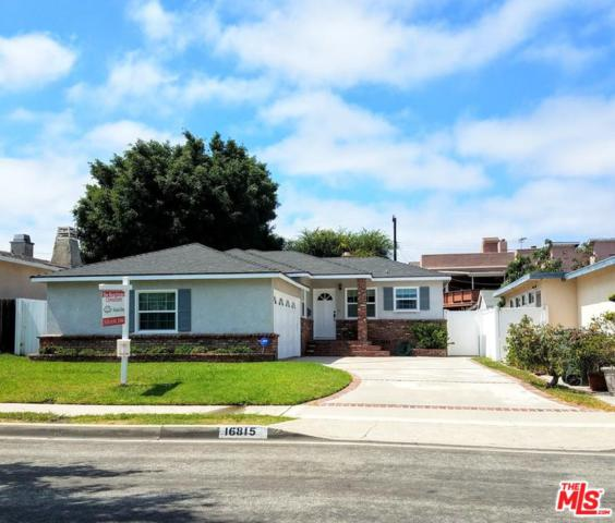16815 Fonthill Avenue, Torrance, CA 90504 (#18374722) :: Fred Howard Real Estate Team