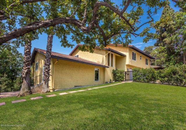 1523 S Marengo Avenue, Pasadena, CA 91106 (#818004012) :: Golden Palm Properties