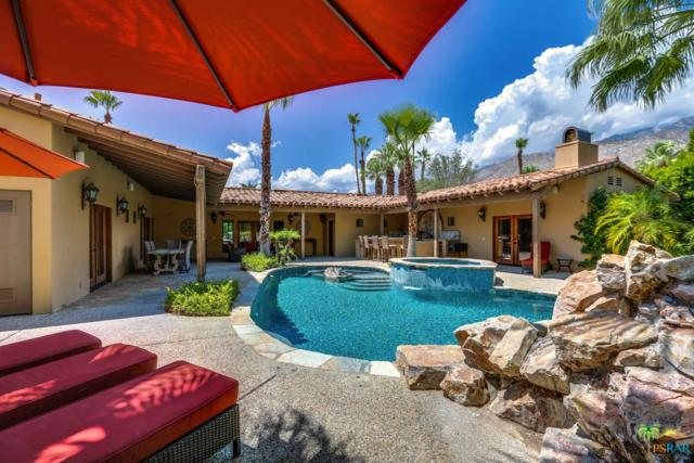 1028 E El Alameda, Palm Springs, CA 92262 (#18375526PS) :: Lydia Gable Realty Group
