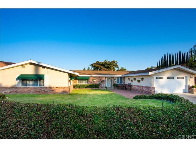 20544 Califa Street, Woodland Hills, CA 91367 (#SR18199722) :: Golden Palm Properties