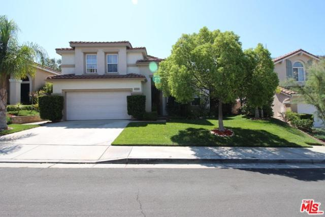 21010 Oakriver Lane, Newhall, CA 91321 (#18377750) :: TruLine Realty