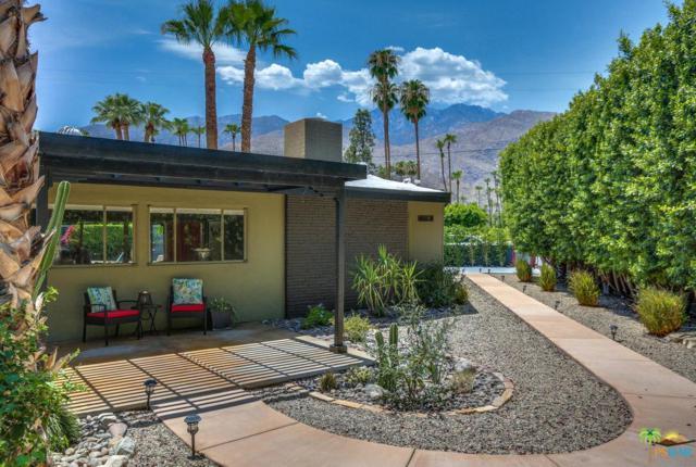 1685 E Avenida Olancha, Palm Springs, CA 92264 (#18366504PS) :: The Fineman Suarez Team