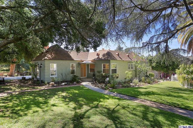 4518 Lasheart Drive, La Canada Flintridge, CA 91011 (#818004252) :: The Real Estate Offices of Talbot and Watson