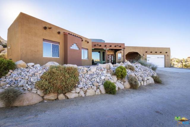 57524 Manzanita Drive, Yucca Valley, CA 92284 (#18384132PS) :: Lydia Gable Realty Group