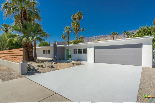1245 S Sunrise Way, Palm Springs, CA 92264 (#18381460PS) :: Lydia Gable Realty Group