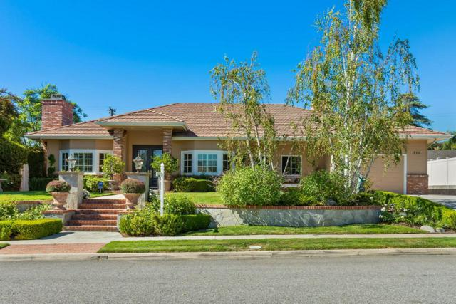 777 Calle Mandarinas, Thousand Oaks, CA 91360 (#218011648) :: TruLine Realty