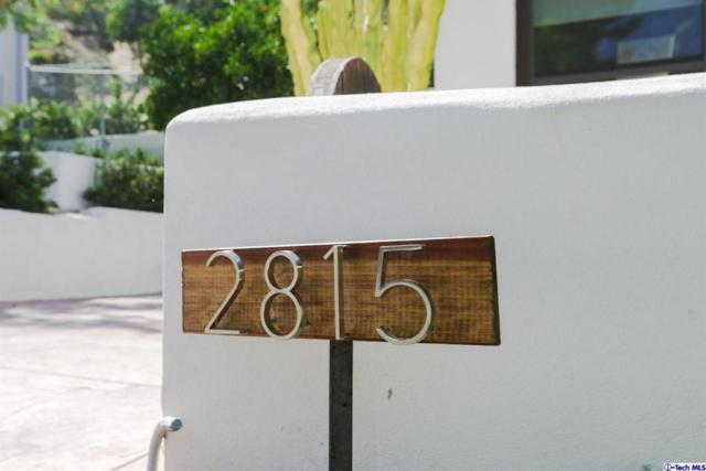 2815 El Roble Drive, Eagle Rock, CA 90041 (#318003754) :: Lydia Gable Realty Group