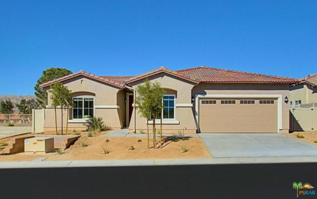 8691 Rockies Avenue, Desert Hot Springs, CA 92240 (#18386606PS) :: The Fineman Suarez Team