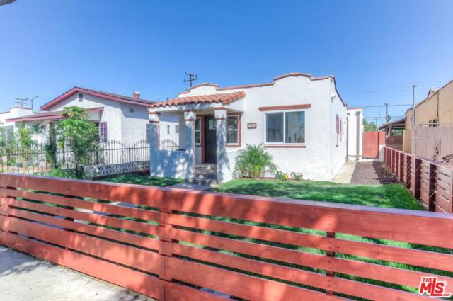1024 Maple Street, Inglewood, CA 90301 (#18386982) :: Fred Howard Real Estate Team