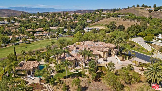 1090 Vista Ridge Lane, Westlake Village, CA 91362 (#18376958) :: SG Associates