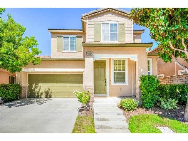 23807 Via Campana, Valencia, CA 91354 (#SR18226811) :: Carie Heber Realty Group