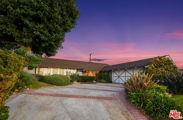 6450 S Sherbourne Drive, Los Angeles (City), CA 90056 (#18388454) :: Fred Howard Real Estate Team
