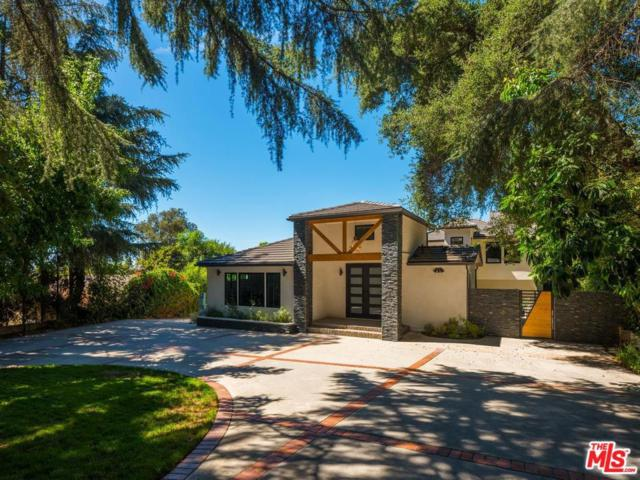 4743 Hillard Avenue, La Canada Flintridge, CA 91011 (#18380746) :: The Rodgers Group