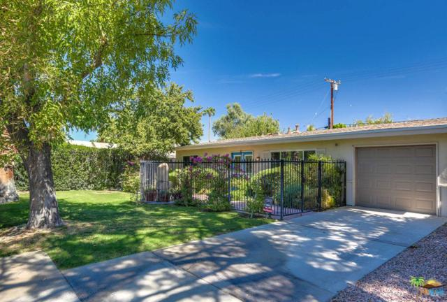 776 N Hermosa Drive, Palm Springs, CA 92262 (#18387726PS) :: The Fineman Suarez Team