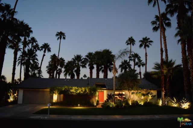 3194 E Cajon Circle, Palm Springs, CA 92264 (#18389758PS) :: The Fineman Suarez Team