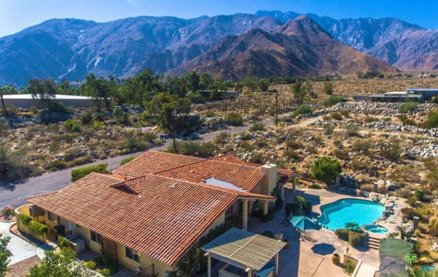 600 W Via Escuela, Palm Springs, CA 92262 (#18392978PS) :: The Fineman Suarez Team