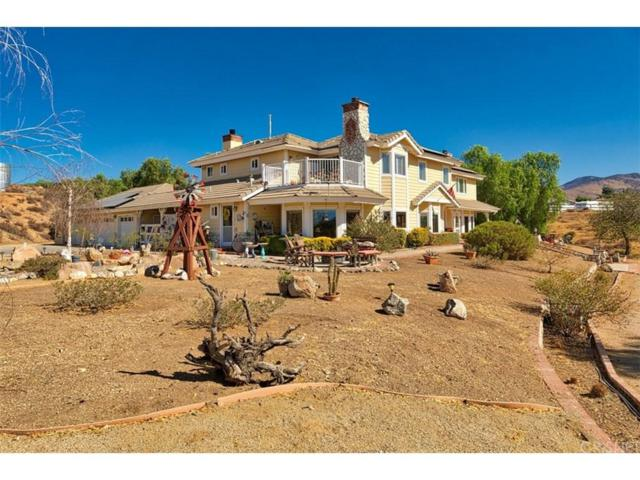 9919 White Fox Lane, Agua Dulce, CA 91390 (#SR18242564) :: Paris and Connor MacIvor