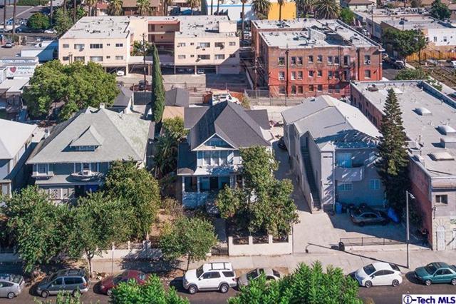 1046 S Burlington Avenue, Los Angeles (City), CA 90006 (#318004082) :: Golden Palm Properties