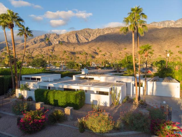 1925 S Joshua Tree Place, Palm Springs, CA 92264 (#18393122PS) :: Desti & Michele of RE/MAX Gold Coast