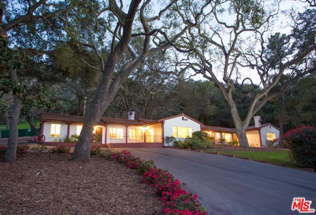 1688 Hidden Valley Road, Thousand Oaks, CA 91361 (#18394850) :: Golden Palm Properties