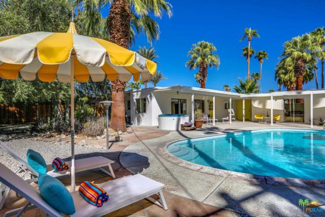 665 S Canon Drive, Palm Springs, CA 92264 (#18394992PS) :: TruLine Realty