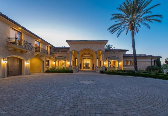 1233 Woodland Grove Court, Westlake Village, CA 91362 (#218012908) :: SG Associates