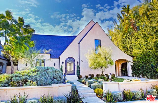 205 S Roxbury Drive, Beverly Hills, CA 90212 (#18396916) :: PLG Estates