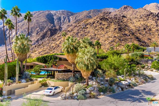 1011 W Cielo Drive, Palm Springs, CA 92262 (#18396974PS) :: Lydia Gable Realty Group