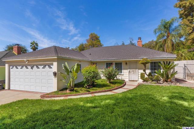 3303 Alicia Avenue, Altadena, CA 91001 (#318004232) :: The Agency