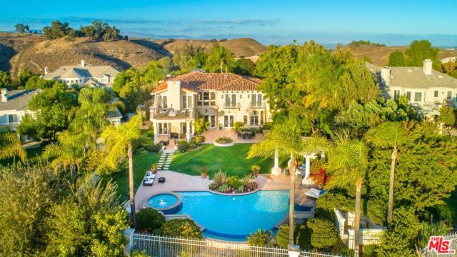 25408 Colette Way, Calabasas, CA 91302 (#18396944) :: DSCVR Properties - Keller Williams