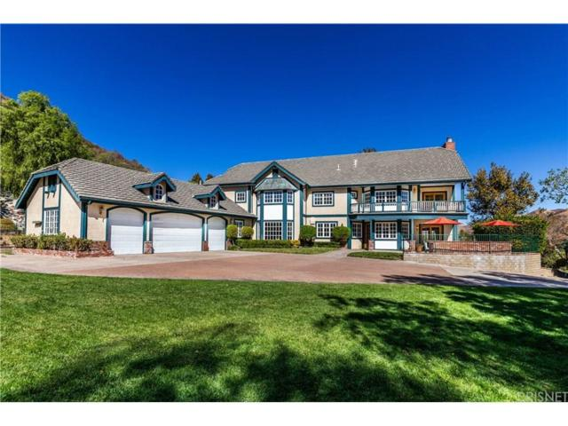 16418 Cambria Estates Ln., Canyon Country, CA 91387 (#SR18254926) :: Paris and Connor MacIvor