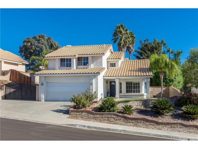 27745 Desert Place, Castaic, CA 91384 (#SR18254937) :: Paris and Connor MacIvor