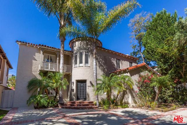 249 S Linden Drive, Beverly Hills, CA 90212 (#18398848) :: Paris and Connor MacIvor