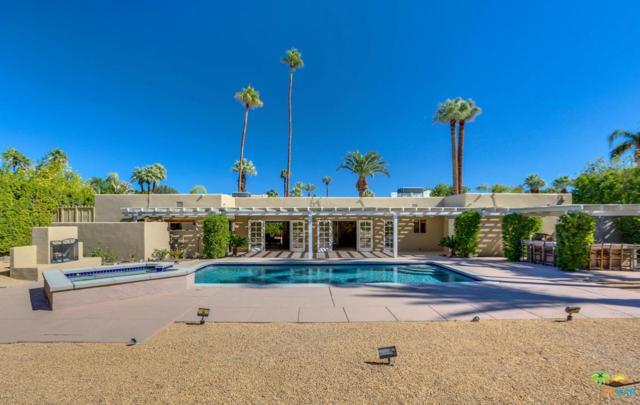 971 N Avenida Olivos, Palm Springs, CA 92262 (#18399286PS) :: The Fineman Suarez Team