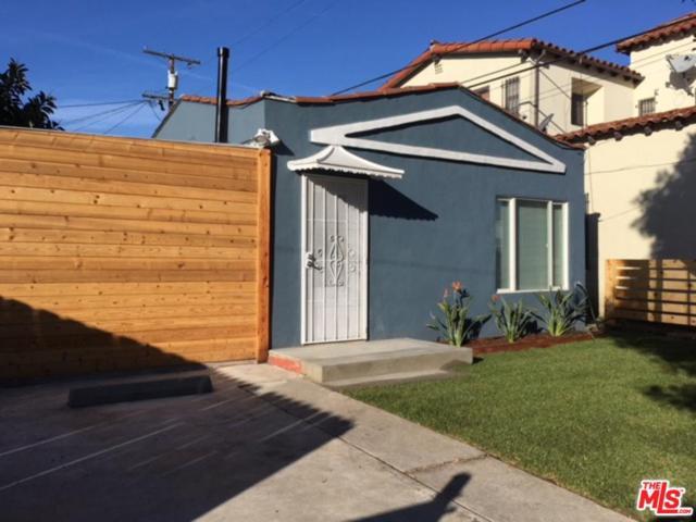 1011 Long Street, Inglewood, CA 90302 (#18400792) :: Fred Howard Real Estate Team