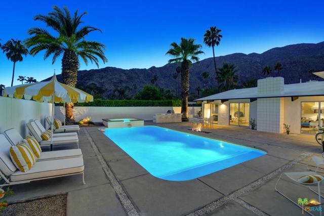 707 W Regal Drive, Palm Springs, CA 92262 (#18399396PS) :: The Fineman Suarez Team