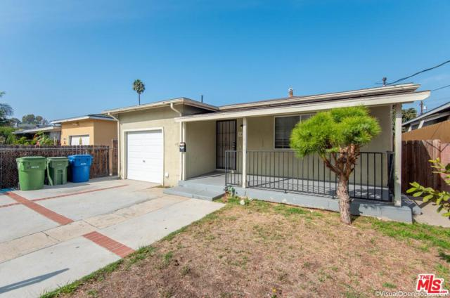 1405 W 227TH Street, Torrance, CA 90501 (#18401222) :: Fred Howard Real Estate Team
