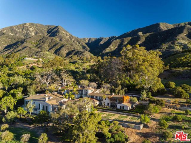 2500 E Valley Road, Santa Barbara, CA 93108 (#18401942) :: Paris and Connor MacIvor
