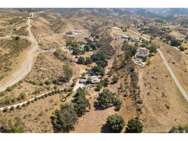 33530 Steele Street, Agua Dulce, CA 91390 (#SR18261760) :: Paris and Connor MacIvor