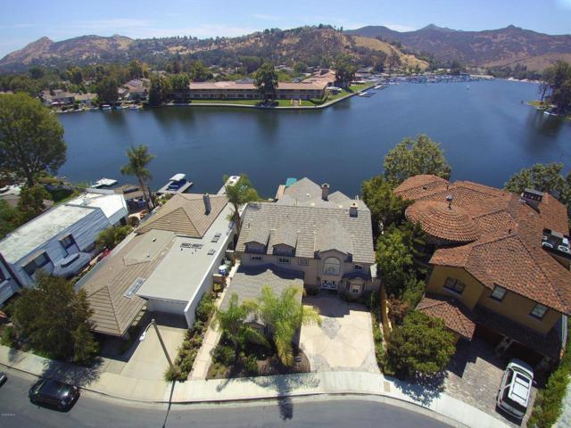 3906 Fairbreeze Circle, Westlake Village, CA 91361 (#218013557) :: TruLine Realty