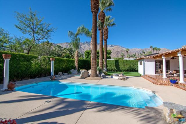 667 E Mel Avenue, Palm Springs, CA 92262 (#18393836PS) :: The Fineman Suarez Team